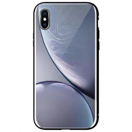 Чeхол WK для Apple iPhone XS (WPC-061) Sphere Silver