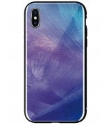 Чeхол WK для Apple iPhone XS (WPC-086) Brushed Blue