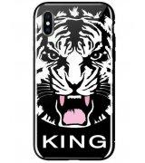 Чeхол WK для Apple iPhone XS (WPC-087) Tiger