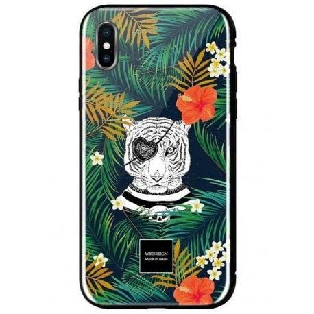 Чeхол WK для Apple iPhone XS (WPC-107) Jungle (CL15931)