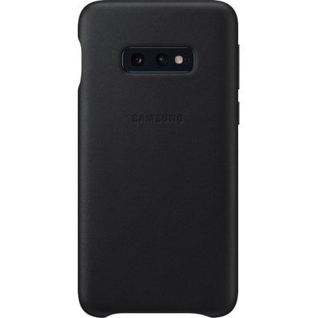 Чехол Totu Acme Leather Case для Samsung Galaxy S10e Black (EF-VG970LBEGRU)