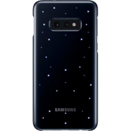 Чехол LED Cover для Samsung Galaxy Galaxy S10e Black (EF-KG970CBEGRU)