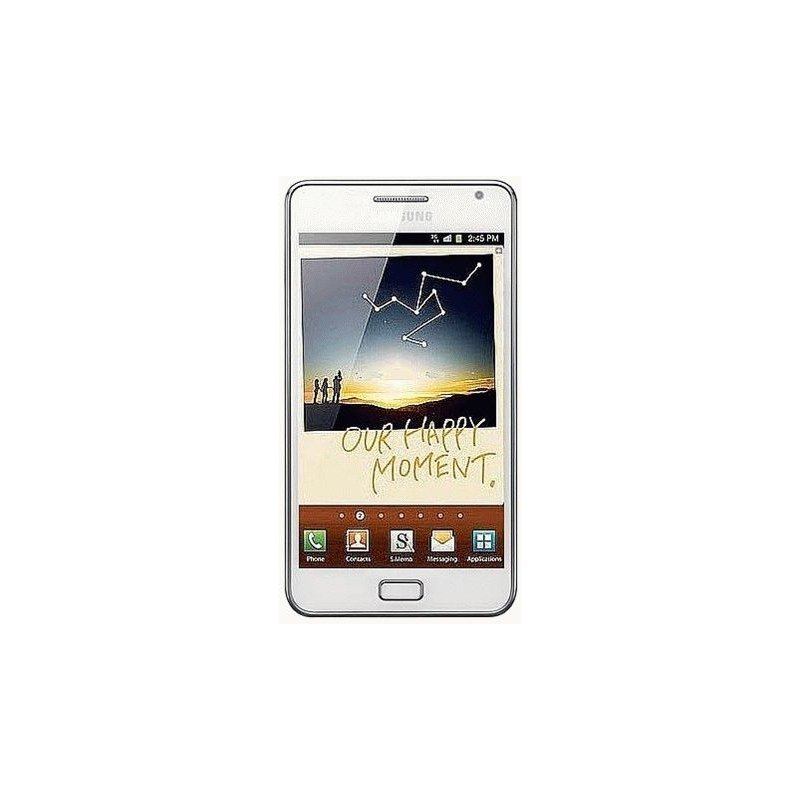 Samsung Galaxy Note N7000 Ceramic White
