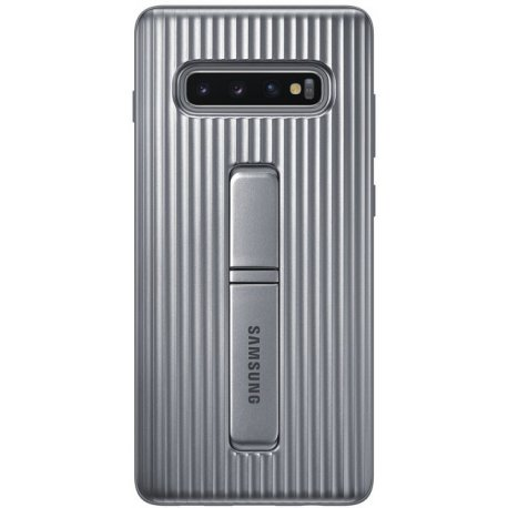 Чехол Protective Standing Cover для Samsung Galaxy S10 Plus White (EF-RG975CSEGRU)