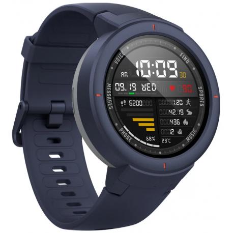 Умные часы Xiaomi Amazfit Verge Blue (A1811TB)