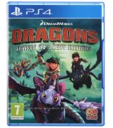 Игра Dragons: Dawn of New Riders для Sony PS 4 (английская версия)