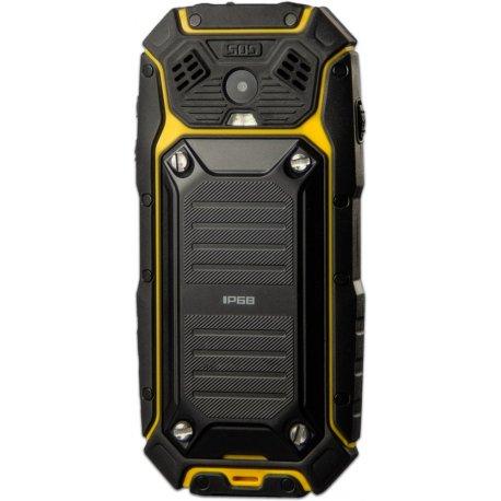 Sigma mobile X-treme ST68 Black/Yellow