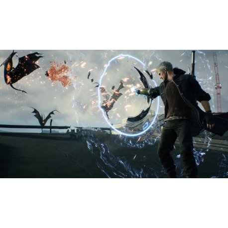 Игра Devil May Cry 5 для Sony PS 4 (русские субтитры)
