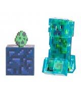 Игровая фигурка Jazwares Minecraft Заряженный крипер серия 3 (16476M)