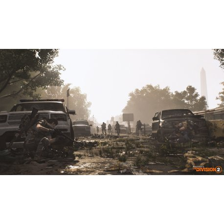 Игра Tom Clancy's The Division 2 для Sony PS 4 (русская версия)
