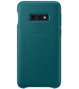 Чехол Totu Acme Leather Case для Samsung Galaxy S10e Green (EF-VG970LGEGRU)