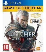 Игра Ведьмак 3 (The Witcher 3): Дикая Охота - издание Игра года (PS4). Уценка!