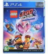 Игра LEGO Movie 2 Videogame для Sony PS 4 (русские субтитры)