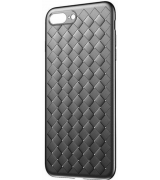 Накладка Baseus Weaving Case для Apple iPhone 7 Plus / 8 Plus Black