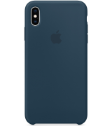 Чехол Apple iPhone XS Max Silicone Case Pacific Green (MUJQ2)