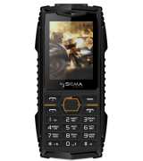 Sigma mobile X-treme AZ68 Black