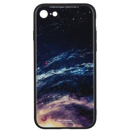 Чeхол WK для Apple iPhone 7/8 (WPC-061) Galaxy