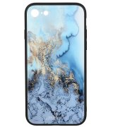 Чeхол WK для Apple iPhone 7/8 (WPC-061) Marble Wave