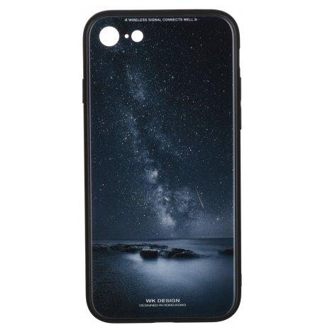 Чeхол WK для Apple iPhone 7/8 (WPC-061) Milky Way