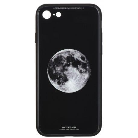 Чeхол WK для Apple iPhone 7/8 (WPC-061) Moon (LL05)