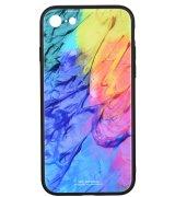Чeхол WK для Apple iPhone 7/8 (WPC-061) Paint Splash