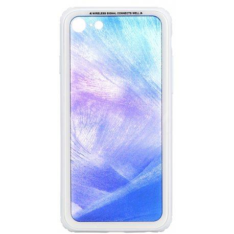 Чeхол WK для Apple iPhone 7/8 (WPC-086) Brushed Blue