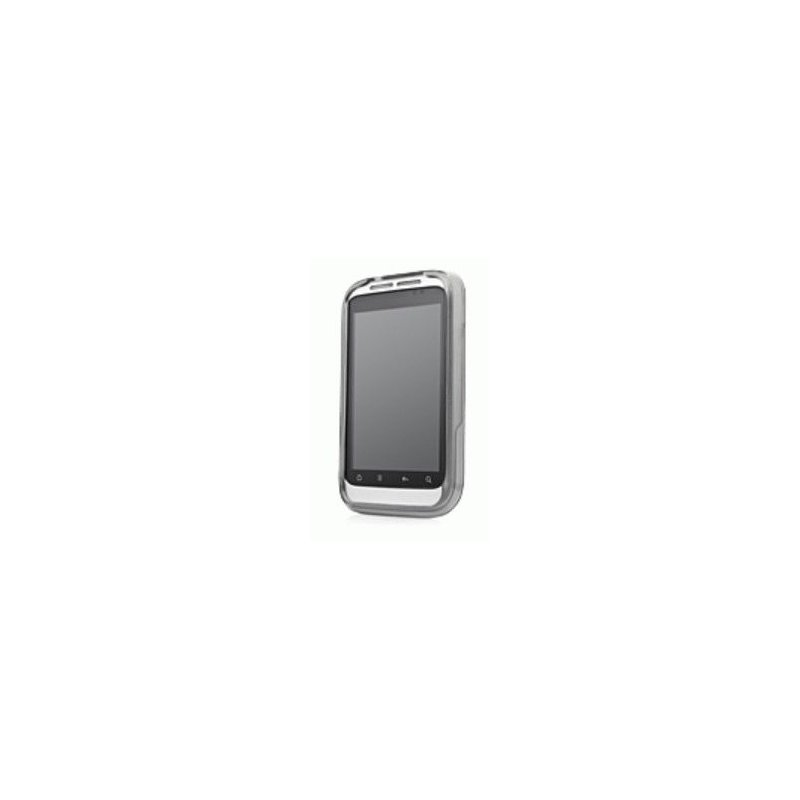 Capdase накладка Soft Jacket Xpose для HTC Wildfire S A510e Black
