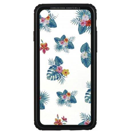 Чeхол WK для Apple iPhone 7/8 (WPC-086) Flowers (JDK02)