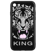 Чeхол WK для Apple iPhone 7/8 (WPC-087) Tiger