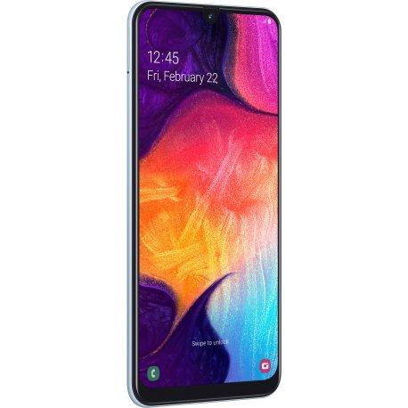 Samsung Galaxy A50 Duos 6/128 White (SM-A505FZWQSEK)