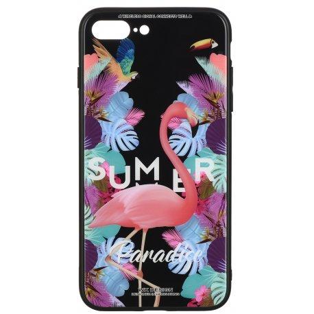 Чeхол WK для Apple iPhone 7 Plus / 8 Plus (WPC-061) Flamingo