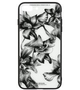 Чeхол WK для Apple iPhone 7 Plus / 8 Plus (WPC-061) Flowers BK/WH