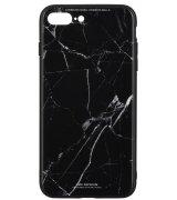 Чeхол WK для Apple iPhone 7 Plus / 8 Plus (WPC-061) Marble BK/GR