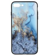 Чeхол WK для Apple iPhone 7 Plus / 8 Plus (WPC-061) Marble wave
