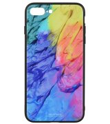 Чeхол WK для Apple iPhone 7 Plus / 8 Plus (WPC-061) Paint Splash