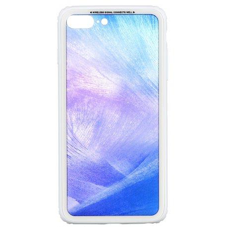Чeхол WK для Apple iPhone 7 Plus / 8 Plus (WPC-086) Brushed Blue