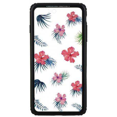 Чeхол WK для Apple iPhone 7 Plus / 8 Plus (WPC-086) Flowers (JDK01)