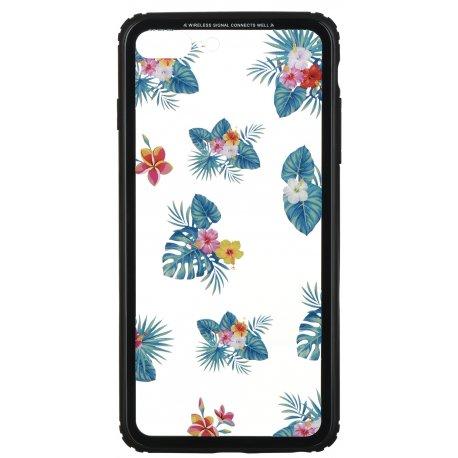 Чeхол WK для Apple iPhone 7 Plus / 8 Plus (WPC-086) Flowers (JDK02)