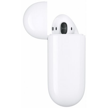 Беспроводные наушники Apple AirPods (2019) with with Charging Case (MV7N2)