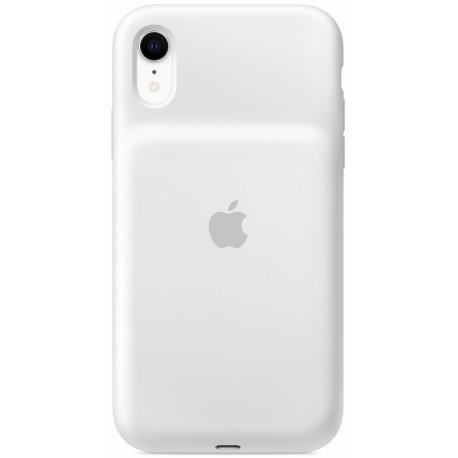 Чехол Apple iPhone XR Smart Battery Case White (MU7N2)