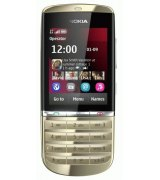 Nokia 300 Asha Light Gold