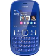 Nokia Asha 200 Duos Blue