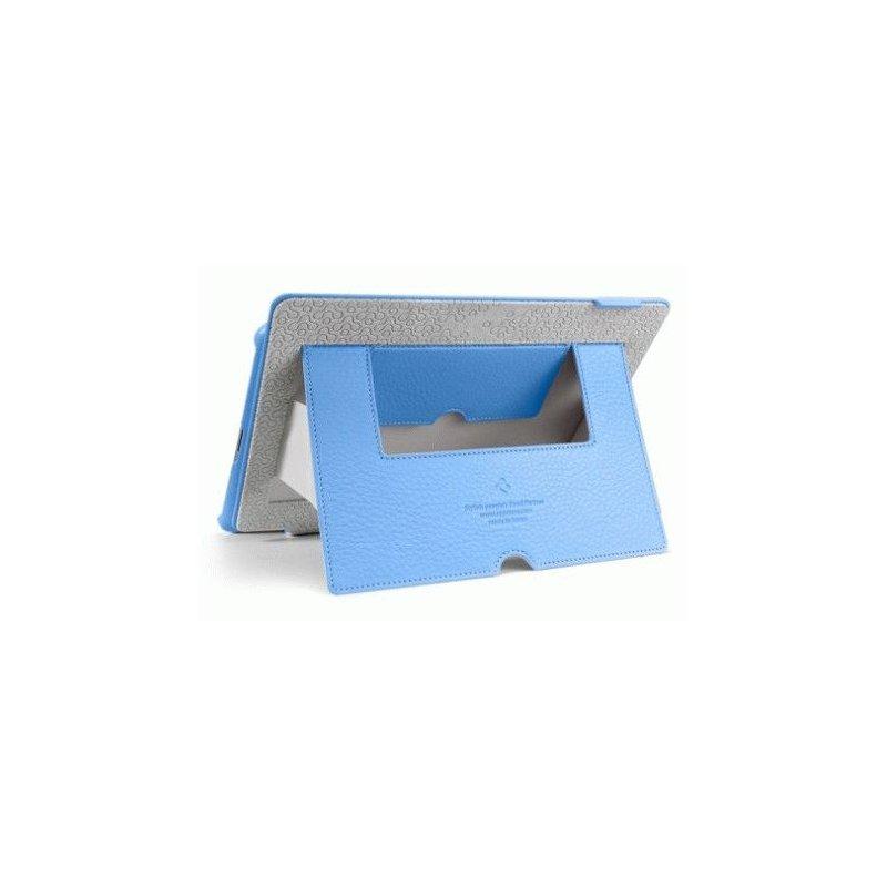 Чехол для Apple iPad 2 SGP Leather Case Argos Tender Blue