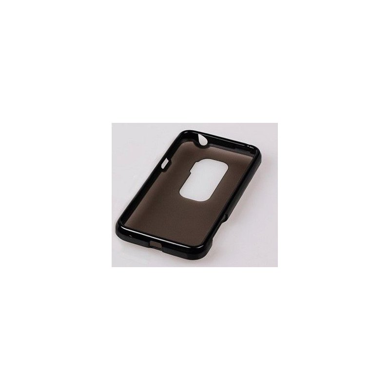 Yoobao накладка TPU Skin Cover для HTC Evo 3D X515m Black