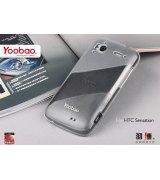 Yoobao накладка TPU Skin Cover для HTC Sensation Z710e/Z715e XE прозрачный