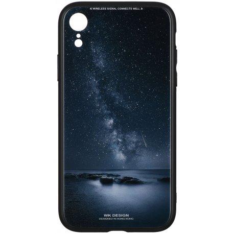 Чeхол WK для Apple iPhone XR (WPC-061) Milky way