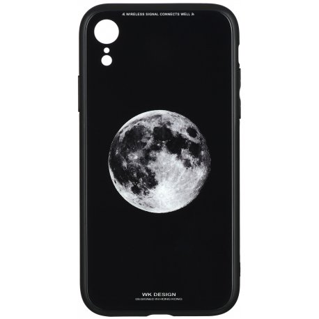 Чeхол WK для Apple iPhone XR (WPC-061) Moon (LL05)