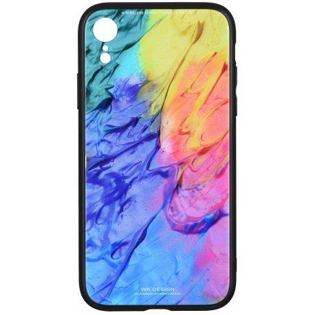 Чeхол WK для Apple iPhone XR (WPC-061) Paint Splash
