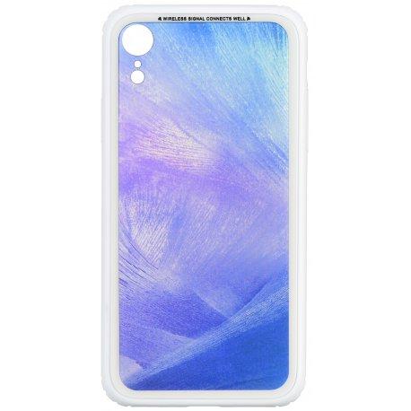 Чeхол WK для Apple iPhone XR (WPC-086) Brushed Blue