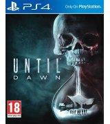 Игра Until Dawn. Дожить до рассвета (PS4). Уценка!